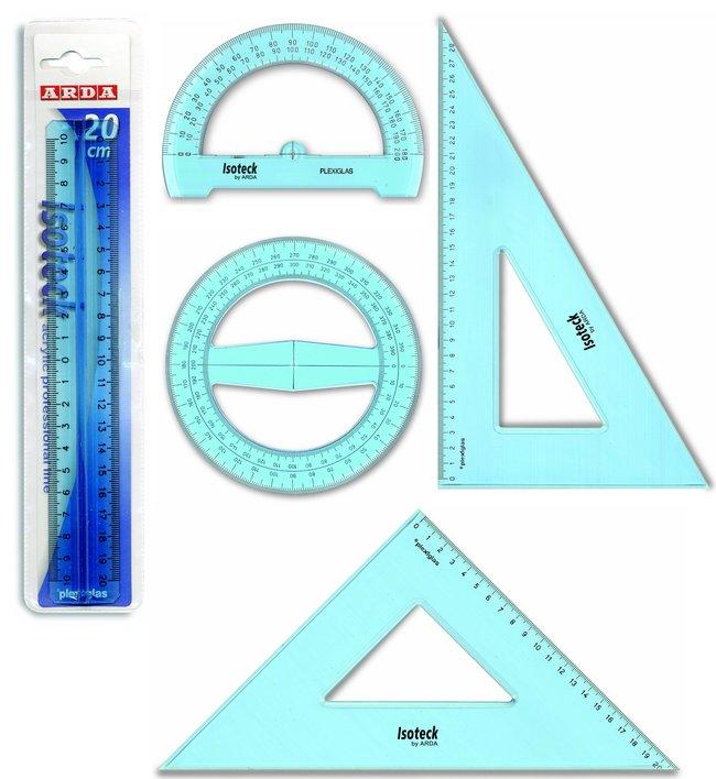 Squadre Per Disegno Tecnico.Augusto Berni Spa Righe Squadre Accessori Isoteck Arda