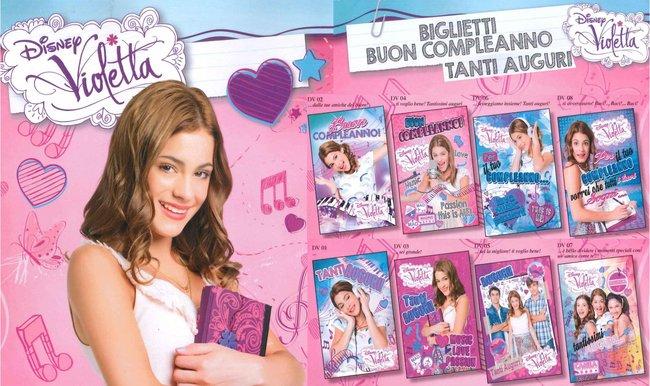 Biglietti Auguri Compleanno Di Violetta.Augusto Berni Spa Biglietti Auguri Violetta